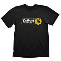 Fallout T-Shirt 76 Logo Size XL