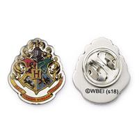 Carat Shop, The Harry Potter Pin Badge Hogwarts Crest