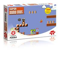 Winning Moves Super Mario Bros. Jigsaw Puzzle High Jumper