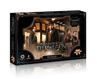 Winning Moves Fantastic Beasts Jigsaw Number 1 Puzzle