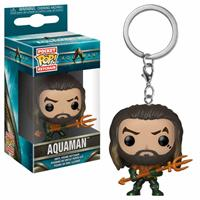 Funko Aquaman Movie Pocket POP! Vinyl Keychain Arthur Curry as Gladiator 4 cm