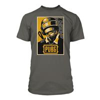 J!NX Playerunknown's Battlegrounds (PUBG) Premium T-Shirt Hope Poster Size XXL