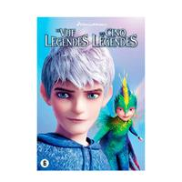 Vijf legendes (DVD)