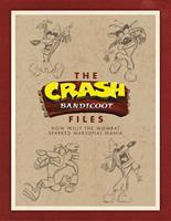Dark Horse Crash Bandicoot Art Book The Crash Bandicoot Files