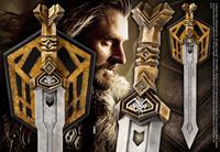 Noble Collection The Hobbit Replica 1/1 Thorin's Dwarven Sword 72 cm