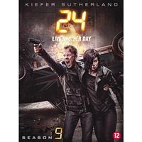 24 - Seizoen 9 live another day (DVD)