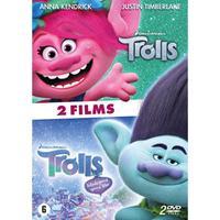 Trolls - Holiday box (DVD)