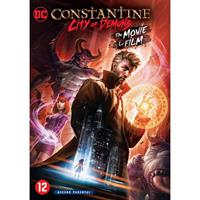 DC Constantine - City Of Demons