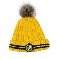 Cinereplicas Harry Potter Pom-Pom Beanie Hufflepuff