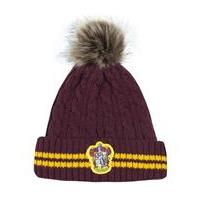Cinereplicas Harry Potter Pom-Pom Beanie Gryffindor