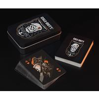 Call of Duty Black Ops 4 Playing Cards Skull