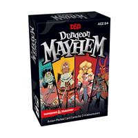 Wizards of the Coast Dungeons & Dragons Card Game Dungeon Mayhem english