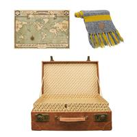 Cinereplicas Fantastic Beasts Replica 1/1 Newt Scamander Suitcase Limited Edition
