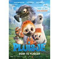 Pluisje durf te vliegen (DVD)
