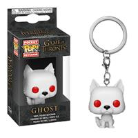 Funko Game of Thrones Pocket POP! Vinyl Keychain Ghost 4 cm