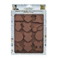 Cinereplicas Harry Potter Chocolate / Ice Cube Mold Logos