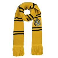Cinereplicas Harry Potter Deluxe Scarf Hufflepuff 250 cm