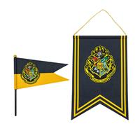 Cinereplicas Harry Potter Banner & Pennant Set Hogwarts