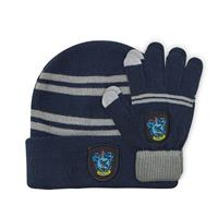 Cinereplicas Harry Potter Beanie & Gloves Set for Kids Ravenclaw
