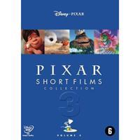 Pixar Shorts 3 DVD