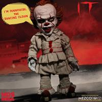 Mezco Toys Stephen King's It 2017 Designer Series Talking Pennywise 38 cm