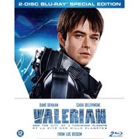Valerian and the city of a thousand planets (Steelbook) (Blu-ray)
