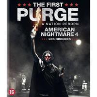 Purge 4 - The first purge (Blu-ray)
