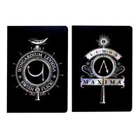 Paladone Products Harry Potter Notebook 2-Pack Spells