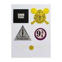 Paladone Products Harry Potter Gadget Decals Symbols