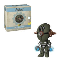 5 Star Fallout 5-Star Vinyl Figure Assaultron 8 cm
