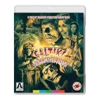 Arrow Video Caltiki: The Immortal Monster - Dual Format (Includes DVD)