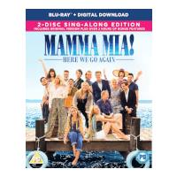 Universal Pictures Mamma Mia! Here We Go Again (Includes Digital Download)