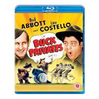 Universal Pictures Abbott and Costello Buck Privates
