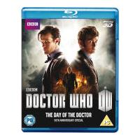 BBC Doctor Who: Day of Doctor - 50th Anniversary Editie