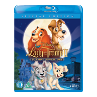 Walt Disney Lady and the Tramp 2: Scamps Adventure