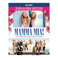 Universal Pictures Mamma Mia! 2-Movie Collection