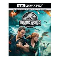 Universal Pictures Jurassic World: Fallen Kingdom - 4K Ultra HD (Includes Digital Download)
