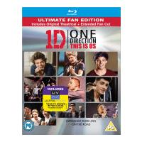 Sony Pictures Entertainment One Direction: This Is Us (Bevat UltraViolet Copy)