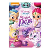 Paramount Home Entertainment Shimmer and Shine: Playful Pets Of Zahramay Falls