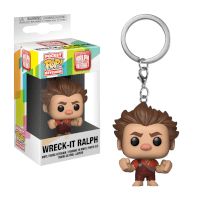 Pop! Keychain Wreck-It Ralph 2 Pocket POP! Vinyl Keychain Wreck-It Ralph 4 cm