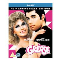 Paramount Home Entertainment Grease 40th Anniversary