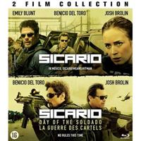 Sicario 1&2 (Blu-ray)