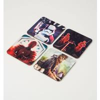 Paladone Products Star Wars The Last Jedi: Lenticular Coasters