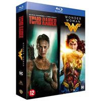 Tomb raider + Wonder woman (Blu-ray)
