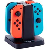 Bigbeninteractive Quad Charger 4 Joy-Con voor de Switch