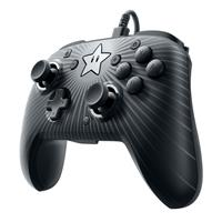 pdp Faceoff Wired Pro Controller (Super Mario Star Edition)