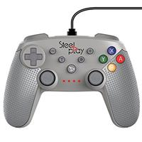 Steelplay - Wired Controller - SN Crey
