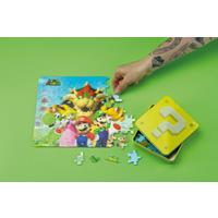 Paladone Products Super Mario Puzzle 3D Characters