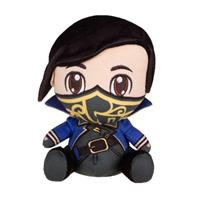 Gaya Entertainment Dishonored 2 Stubbins Plush Figure Emilie Kaldwin 20 cm