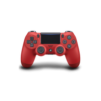 PS4 Wireless Dualshock 4 V2 Controller (Rood)